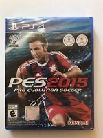 Pro Evolution Soccer 2015 PES 15 for PS4 - PlayStation 4