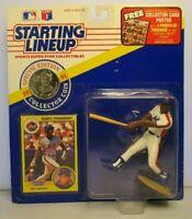 1991  DARRYL STRAWBERRY Starting Lineup (SLU) Baseball Figure - NEW YORK METS