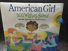 American Girl 300 Wishes Game - Mattel - 2005 - 100% Complete.