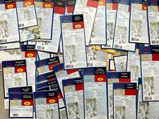 MAPTECH Waterproof Chart CHOOSE FROM OVER 50 maps NEW!
