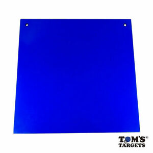 500mm x 500mm Hardox 500 10mm thick Steel Plate Shooting Target