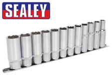 Juegos de llave de tubo de taller Sealey 10mm.