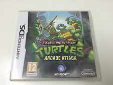 TEENAGE MUTANT NINJA TURTLES ARCADE ATTACK  . Pal España