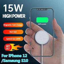 15 Вт магнитный MagSafe быстрой зарядки зарядное устройство подушка для iPhone 12 Pro Max 12 мини США