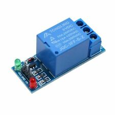 5V DC 1 Channel LED Relay Module Shield for Arduino Uno Mega Active High
