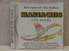 *CD - Rhythms of the World Collection - Mariachis Con Banda