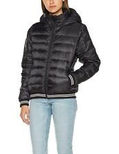 BNWT, Bench Women's Down Insulated Black Reversible Jacket Size XS