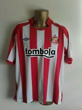 Sunderland afc 2010/11 Umbro Football Shirt Home