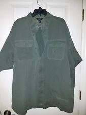 Clothing, Shoes & Accessories New Blackhawk Tactical Mdu Field Shirt Green Dress Uniform Lg