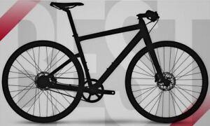 Giant Rapid 0 Road Commuter Hybrid Gravel Bike LARGE 105 Hydraulic