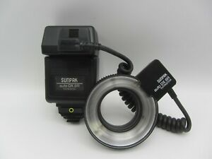 Sunpak Auto DX 8R Thyristor Shoe Mount Flash Unit For SLR Cameras - Tested