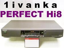 TOP Video 8 + Hi8 SONY EV-C400E Hifi-Stereo mit schnellem F-Laufwerk v. Händler