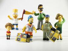 Los Simpsons de tv-serie === 6 x figuras ===