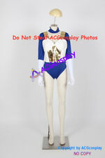 Dragon ball z female version of Vegeta cosplay costume include long stockings