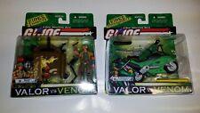 GI Joe Valor vs Venom 2 Pack lot #4