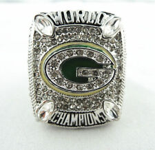 2010 Green Bay Packers Championship rings --