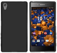 mumbi Hülle für Sony Xperia Z5 Schutzhülle Case Tasche Cover Schutz Handy