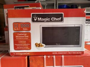 Magic Chef Microwave 1.1 Cu.Ft