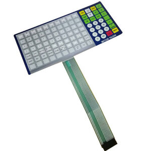 Key board for Mettler Toledo 3600 3680 3650 BCOM Barcode Electronic Scale