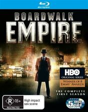 Boardwalk Empire : Season 1 (Blu-ray, 2012, 5-Disc Set)