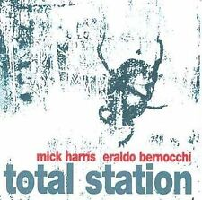 Total Station by Mick Harris (CD, Jun-1998, Sub Rosa (Label))