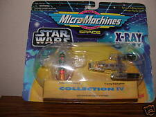 Star Wars Micro Machines X Ray Fleet Collection 1V- 95 FREE FAST SHIP!