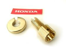 Honda CABLE ADJUSTER NUT  cb1100f cb1000 cb900 cb750 cb550 cb450 cb350 cb400f
