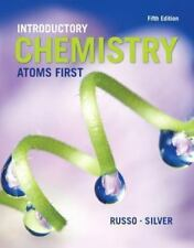 Introductory Chemistry: Atoms First 5th Edition by Steve Russo ( LOOSELEAF ED )