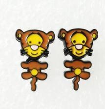 new Disney tigger tiger shake body earring ear stud earrings studs jewelry new