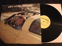 Bill Anderson - On The Road - 1980 Vinyl 12'' Lp./ Signed VG+/ Country Pop