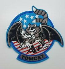 Top Gun  Tomcat F-14 Patch 3 1/2 inch wide
