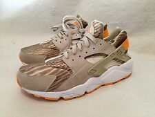 NIKE AIR HUARACHE BEIGE MANGO 318429-280 MEN'S 10.5 UK 9.5 EUR 44.5 *RARE* !!