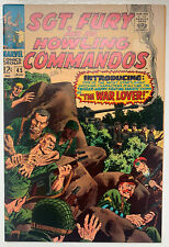 SGT. FURY And His HOWLING COMMANDOS #45 - 7.0/7.5