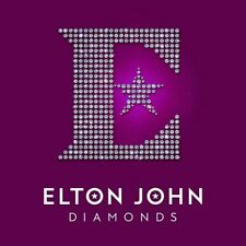 Elton John DIAMONDS Best Of 17 Essential Songs GREATEST HITS New Sealed CD