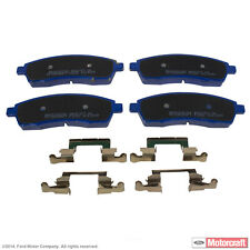 Disc Brake Pad Set-Pads - Superduty - Integrally Molded Rear MOTORCRAFT BRSD-757