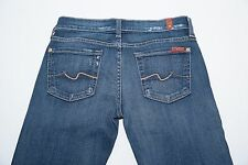 7 for all mankind woman's jeans - ORIGINAL BOOTCUT WASHED BOHEME BLUE - size 26