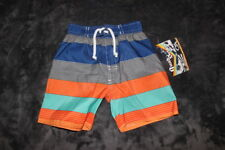 New with tag Quad Seven little boys swim trunks 12 Months