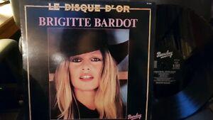 Brigitte Bardot – Le Disque D'Or 33T LP EX+/EX+ Barclay – 90 383