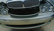 2002-2008 JAGUAR X-TYPE FRONT BUMPER COVER GRILLE LH RH FOG LIGHTS YELLOW GOLD