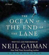 NEW The Ocean at the End of the Lane CD: A Novel by Neil Gaiman