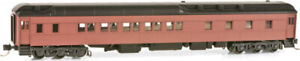 Micro-Trains MTL N-Scale 89ft Heavyweight Sleeper Car Undecorated/Unpainted Kit