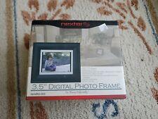 "Nextar Black 3.5"" Digital Photo Frame SD, MMC, MS compatible"