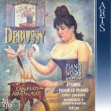 JEAN PIERRE ARMENGAUD - COMPLETE PIANO WORKS VOL.4  CD NEU DEBUSSY,CLAUDE