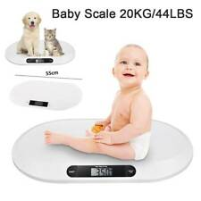 Baby Scale Infant Pet Weighing Scales Small Animal 20KGS/44LBS- 10G
