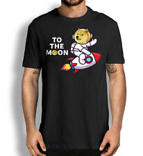 Traders Shirt,Dogecoin to the Moon Shirt, Cool Doge Coin Crypto Currency T-Shirt