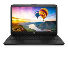 "NEW HP 14"" Intel DualCore N3060 4GB 32GB SSD Windows 10 + Office 365 Personal"