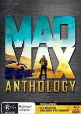 Mad Max Anthology Box Set (Bluray) (Region B) Aussie Release