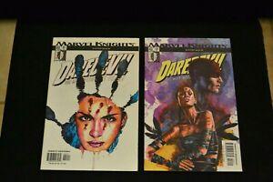 Daredevil 51 & 52 Echo David Mack Art