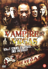Vampire in Vegas NEW PAL Cult DVD Jim Wynorski