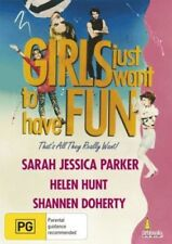 Girls Just Want To Have Fun (DVD) Sarah Jessica Parker, Helen Hunt NEW/SEALED
